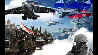 Россия перебросила истребители невидимки Су-57 и Су-35 в Сирию. Причины?