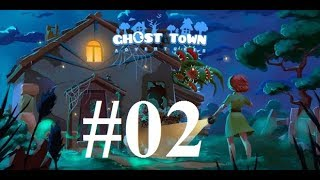 #02 Ghost Town Adventures (Android Gameplay) - Mario (The Plumber) - HD (1080p)