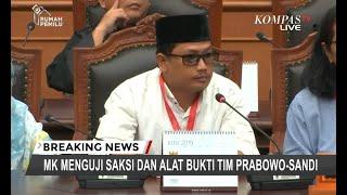 Download Saksi BPN Sebut Oknum Polisi Tak Netral karena Bilang Jokowi Orang Baik Mp3 and Videos