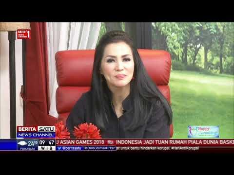 Happy Parenting with Novita Tandry di Berita Satu TV topik Sineas Indonesia Berkibar di Hollywood