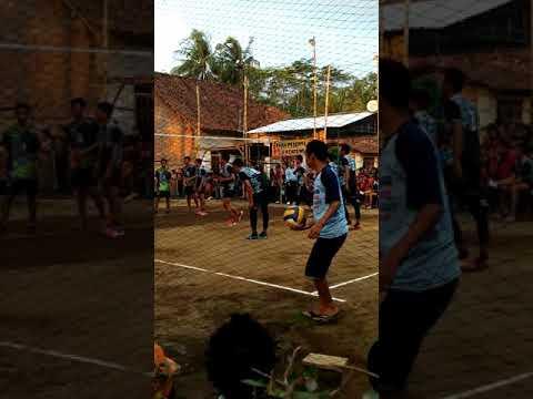 Kenteng Cup...  Pervori (wonosari) vs kenteng
