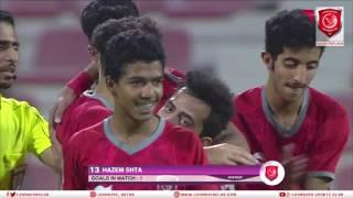 اهداف | لخويا 7 / 0 الوكرة _ نهائى كأس الشباب 2016/2017  _ الخميس : 18/5/2017