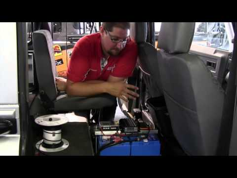 Custom dual battery BCDC Install
