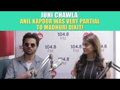 Juhi Chawla : 'Anil Kapoor was very Partial to Madhuri Dixit!' #EkLadkiKoDekhaAisaLaga