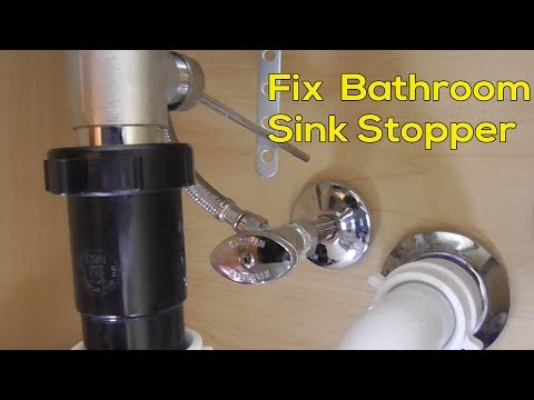 how-to-fix-stopper-in-bathroom-sink-faucet-quick-and-easy