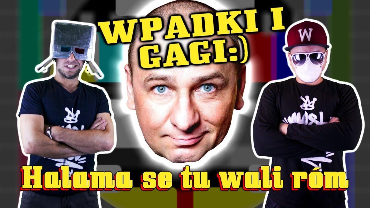 """HALAMA SE TU WALI RÓM"" / Wpadki i gagi z planu:)"