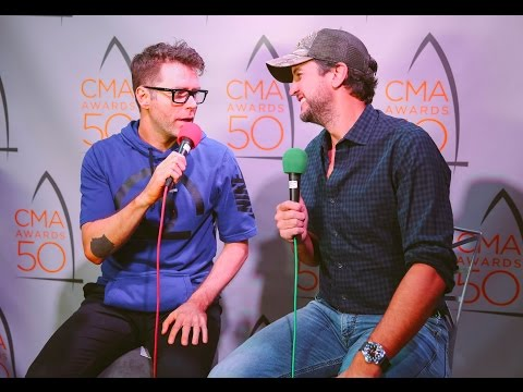 Luke Bryan Gives Another Funny Interview
