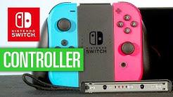 Nintendo Switch Controller - Joy-Con, Pro Controller, Controller-Schale - So geht's