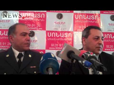 Prostitution in Armenia - Press-conference