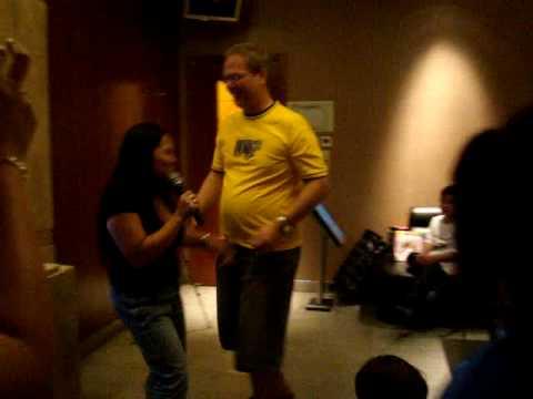 1st BDAY MARK DAVID ALEXIS karaoke.MPG