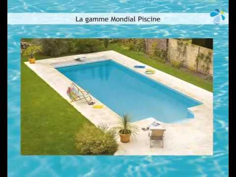 Pr sentation de mondial piscine youtube for Prix piscine mondial piscine