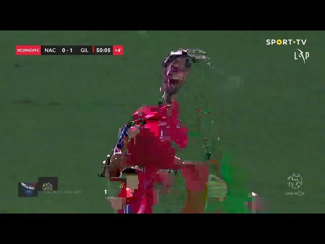 Goal | Golo Rodrigo: CD Nacional 0-(1) Gil Vicente (Liga 20/21 #7)
