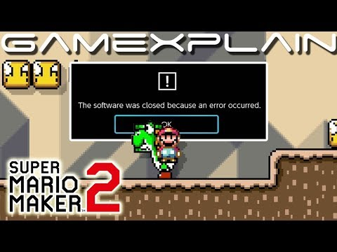 Game Breaking Glitch Discovered with Yoshi in Super Mario