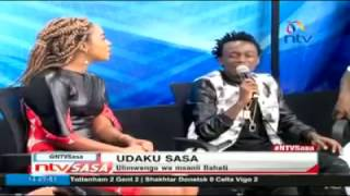 Bahati and Marua Dating - NTV Interview Posted on Facebook