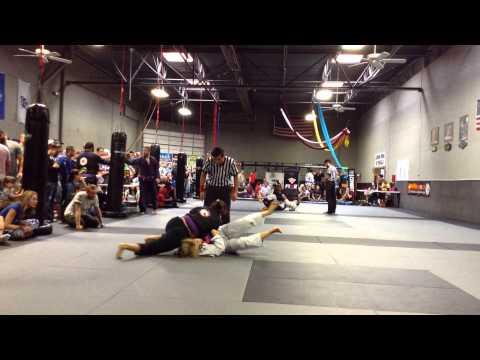 2015 Oklahoma Blue/Purple Qualifiers - Larissa Diliberto (Ezra Lenon) vs Jordan Patrick (Pittman's)