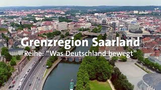 """""""Was Deutschland bewegt"""": Deutsch-französische Freundschaft im Saarland"""