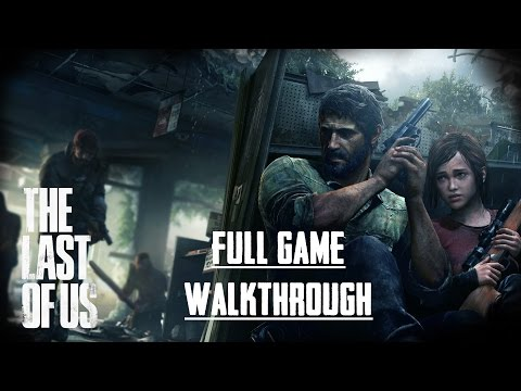 The Last of Us (PS4) - Full Game - 100% Stealth/Collectibles - No Commentary