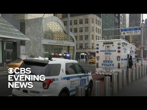 U.S. officials increase security measure