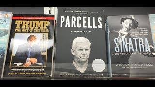 """Bill Parcells discusses his goals for """"Parcells: A Football Life."""""""