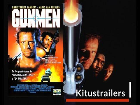 Gunmen Trailer (Castellano)