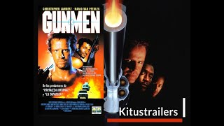 Gunmen Trailer (Castellano)