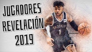 JUGADORES REVELACIÓN NBA 2019