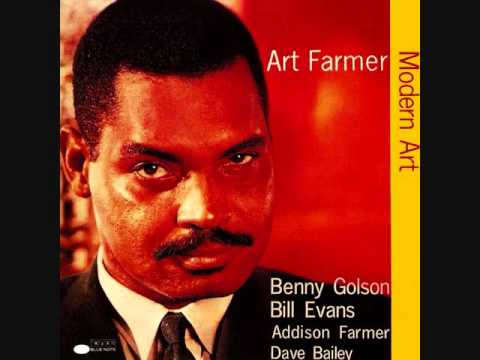Art Farmer (Usa, 1958) - Modern Art (Full)