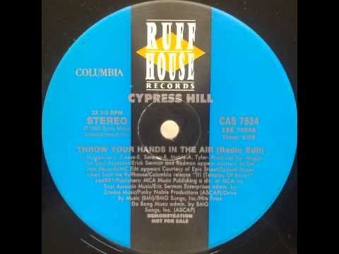 BluntOne  Throw your hands in the air Cypress Hill feat EPMD & Redman Remix