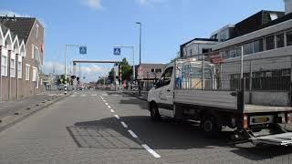 Brugdek Lijndraaiersbrug Valt Naar Beneden