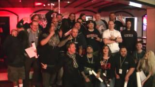 Fear Factory - Bristol, England - Demanufacture 20th Anniversary Tour - Episode 9