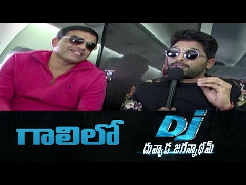 DJ Team In Chartered Flight - Success Tour In US - TV9 Exclusive