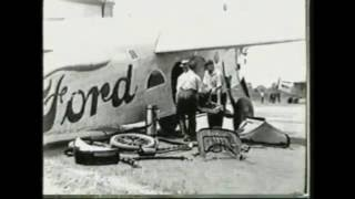 Henry Ford's Contributions to Aviation History