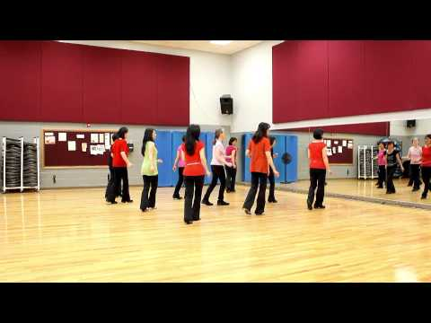 It's High Time - Line Dance (Dance & Teach in English & 中文)