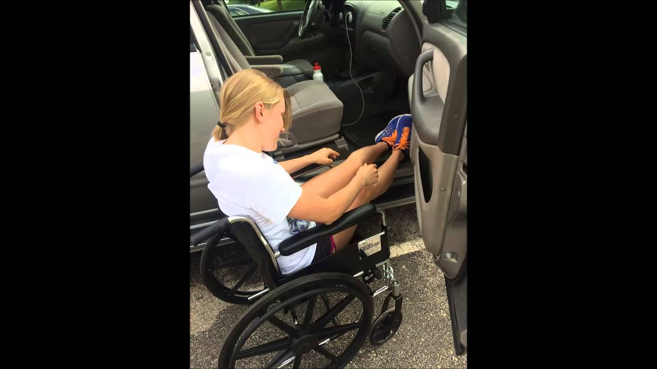 wheelchair assignment Cbsn: on assignment is a new primetime summer series airing monday night at 10pm on your local cbs station.