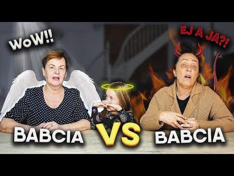 🤩 BABCIA HANIA vs BABCIA VIOLETTA 🤬
