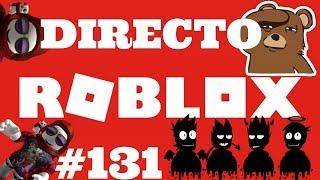 DIRECT//DOING THE ATLANTIS EVENT AND PLAYING IN ROBLOX #131