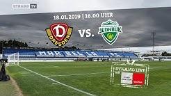 LIVE: Dynamo Dresden vs Jeonbuk Hyundai Motors