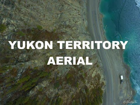 Yukon Territory- Canada Aerial