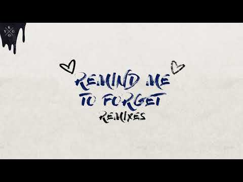 Kygo & Miguel  Remind Me To Forget Hook N Sling Remix Ultra Music