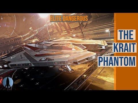 The Krait Phantom (with Scott Manley) [Elite Dangerous]