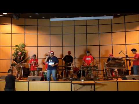 Linkin Park Numb Jay-z Cover Angklung Pasundan Hiphop
