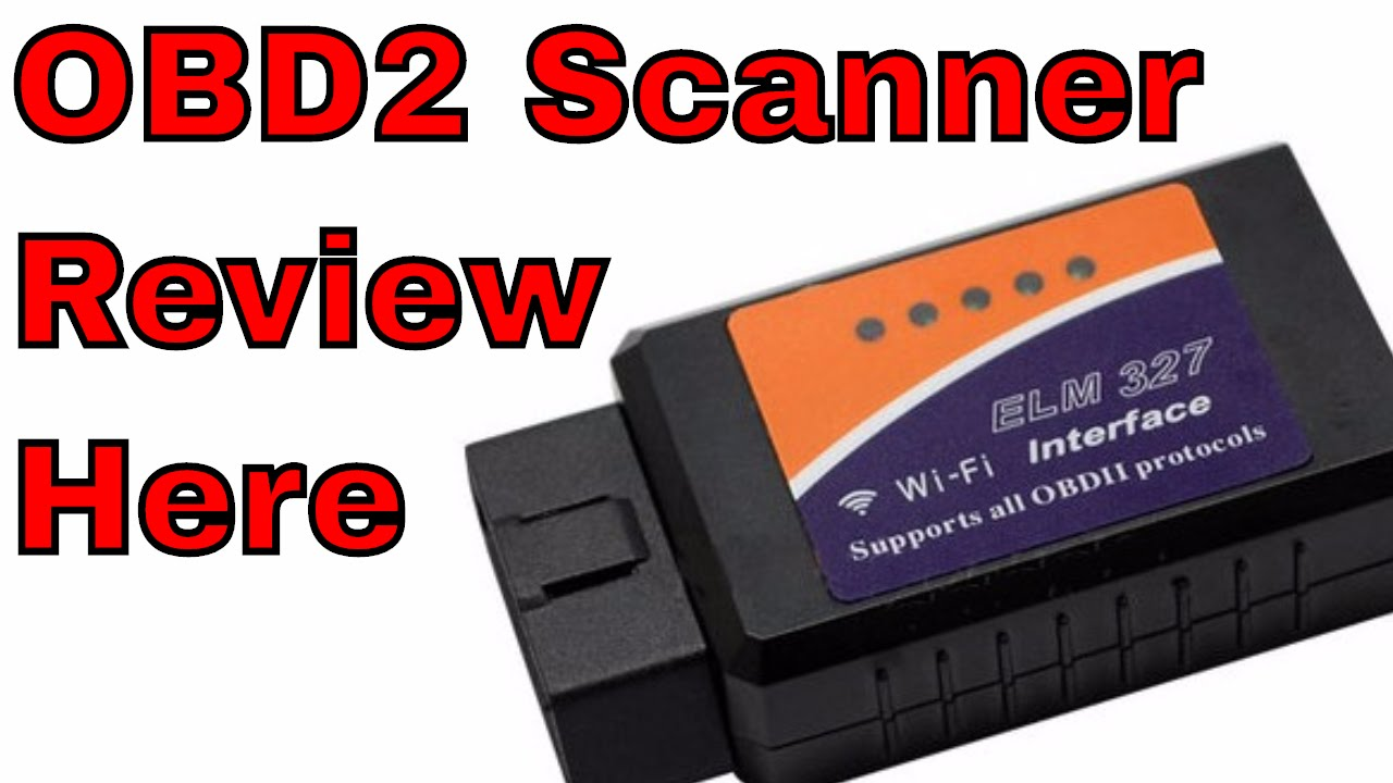 ELM327 WIFI//Bluetooth ODB2 Car Diagnostic Scanner Code Reader For Android