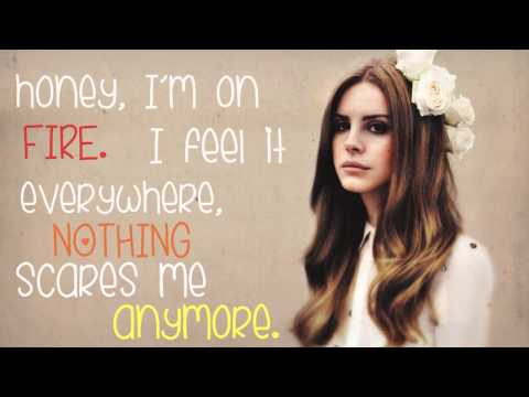 Summertime Sadness - Lana Del Rey vs Cedric Gervais LYRICS