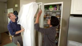 installing a pre hung interior door