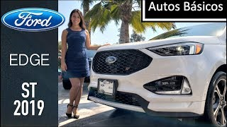 Ford Edge 2019 ST