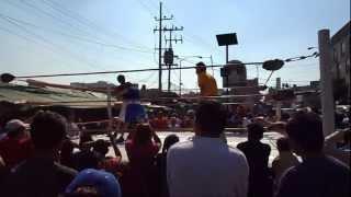Tacubaya inicia sus Posadas