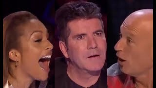 TOP 7 SHOCKING & UNEXPECTED AUDITIONS OF ALL TIME! - The Voice, X Factor And Got Talent Worldwide