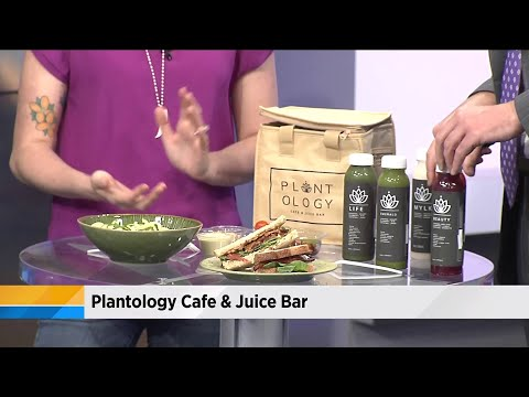 Plantology Cafe and Juice Bar