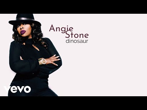 Angie Stone - Dinosaur (Official Lyric Video)