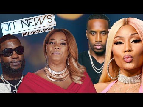 Gucci Mane Ran Off with French Montana $5K, Deb Antney Thought Safaree WAs Nicki Minaj Spooky Friend
